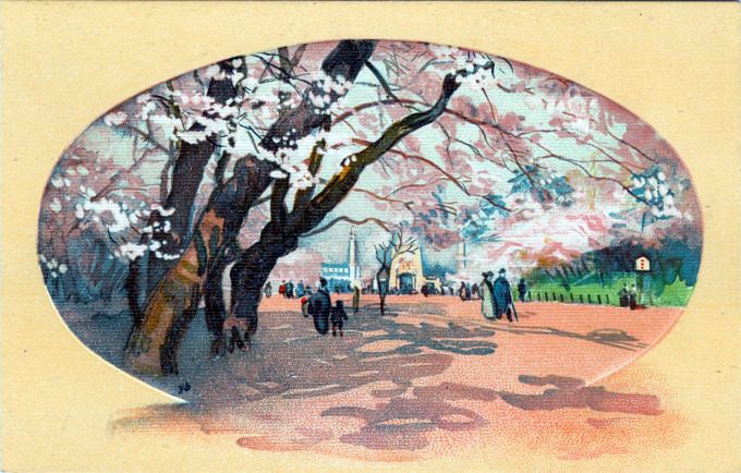 ueno-park-blossoms-painted