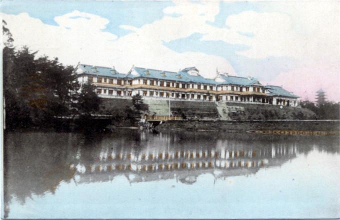 Nara Hotel, Nara, c. 1910.