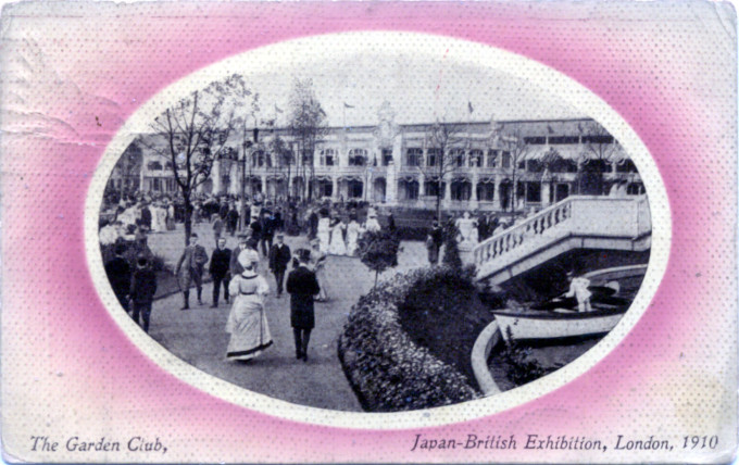 The Garden Club, Japan-British Exhibition, 1910.