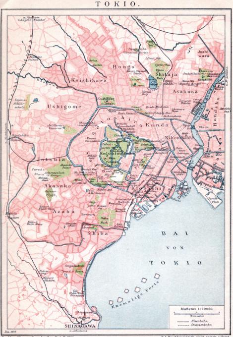 Tokyo, 1898.