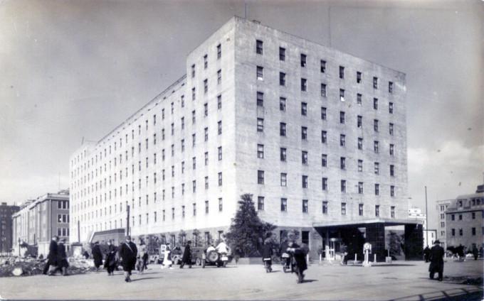 Dai-ichi Hotel, c. 1948.