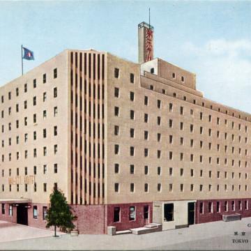 Dai-ichi Hotel, c. 1950.