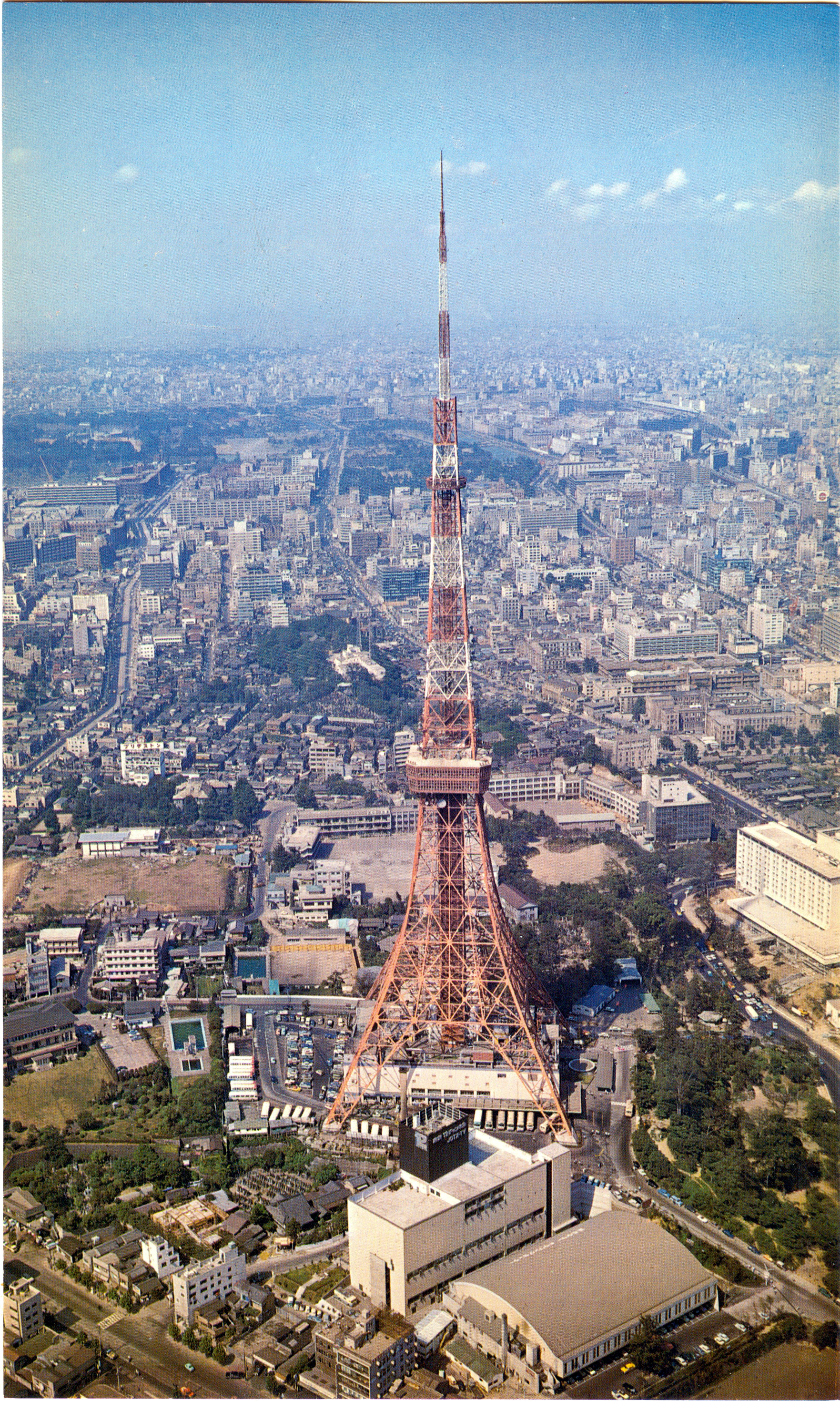 Tokyo Tower | Old Toky...