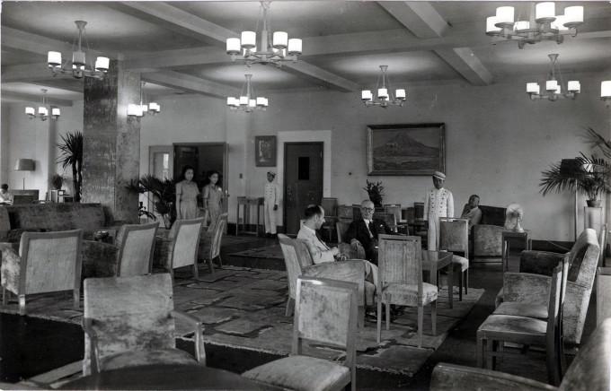Hotel Tokyo, c. 1950
