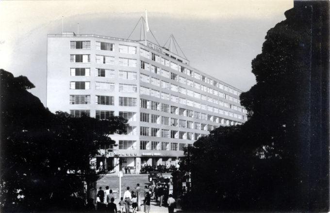 Nikkatsu Hotel, c. 1955.