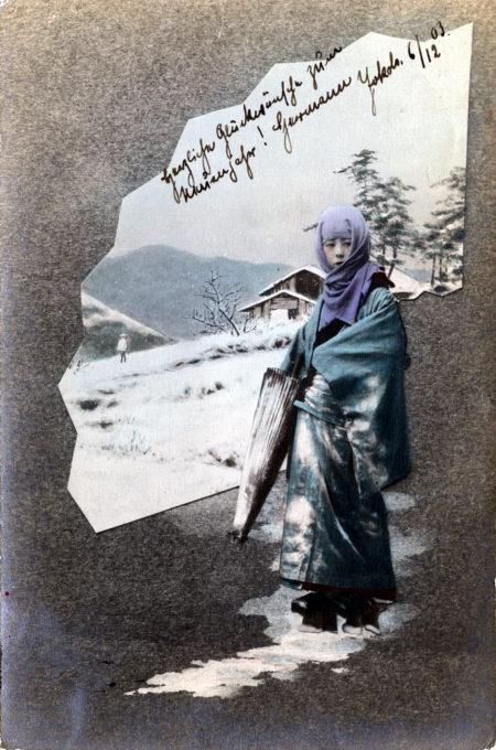 Winter scene, 1903.